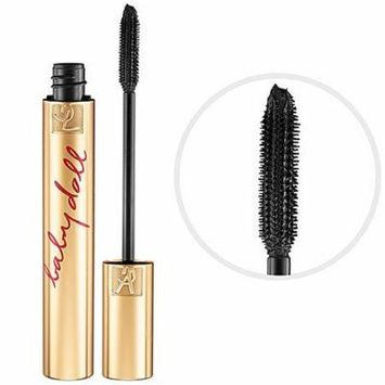 YSL VOLUME EFFECT FAUX CILS LUXURIOUS FALSE LASH MASCARA~~BABY DOLL~WHEEDLER BROWN #2
