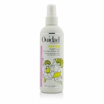 Krly Kids Pump N' Go Styling Spray Gel (Curls For A Cure)-250ml/8.5oz