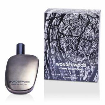 Comme des Garcons Wonderwood Eau De Parfum Spray 50ml/1.7oz Men's Fragrance