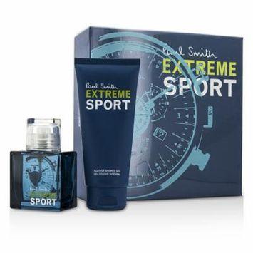Extreme Sport Coffret: Eau De Toilette Spray 50ml/1.7oz + Shower Gel 100ml/3.3oz-2pcs