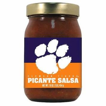 Clemson Tigers NCAA Picante Salsa - 16oz