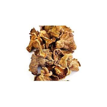 Dried Chantrelle Mushrooms (8 oz)