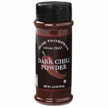 Olde Thompson 1700-31 Dark Chili Powder 2.8-Ounce