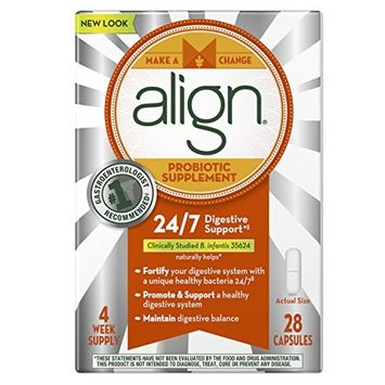 3 Pack - Align Digestive Care Probiotic Supplement, Capsules 28 Each