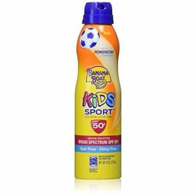 Banana Boat Kids Sport Tear-Free Sunscreen (Pack of 2)