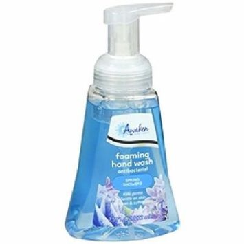 QC AWAKEN FOAM HAND SOAP PUMP 7.5OZ