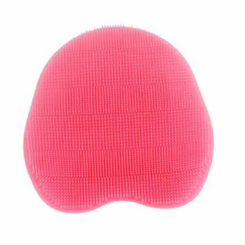 INNERNEED Soft Silicone Body 360 Degree Cleansing Brush Bathroom Shower Glove Skin Care Exfoliating SPA Massager Scrubber