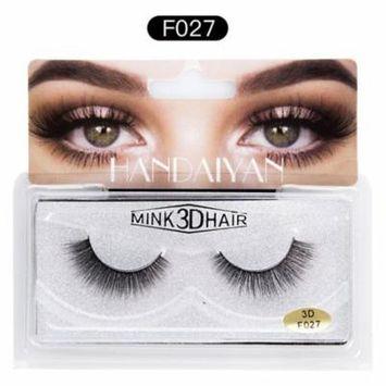 3D Mink False Eyelashes Natural Thick EyeLashes