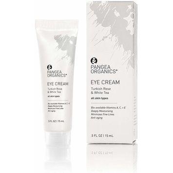 Pangea Organics Eye Cream - Turkish Rose & White Tea
