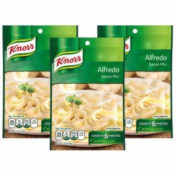 (3 Pack) Knorr Savoury Sauce Alfredo Sauce 1.6 OZ