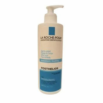La Roche-Posay Posthelios Hydrating After-Sun Soothing Lotion for Face and Body 400ml