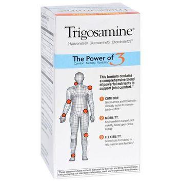 Trigosamine Maximum Strength, Triple Action Formula, 90 Count