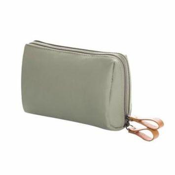 ICOCO Small Cute Makeup Bag Waterproof Cosmetics Storage Pouch Handbag For Travel