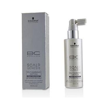 BC Scalp Genesis Self-Warming Detox Prep-Treatment (For Normal to Oily Scalps) 3.4oz