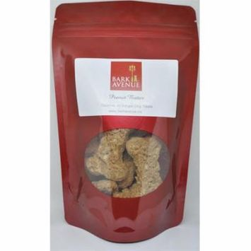 Bark Avenue LRGPB002 5 mg Peanut Butter Dog Treat for Large & Extra Large Breed, 15 Piece
