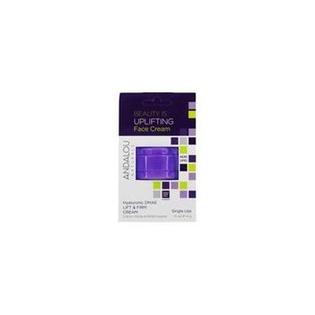 Beauty Is Uplifting Face Cream Pod Hyaluronic DMAE - 0.14 oz. by Andalou Naturals (pack of 12)