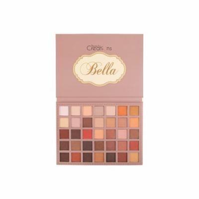 "Beauty Creations Eye Shadow Paletas ""FAIRY TALE COLLECTION"" Bella"