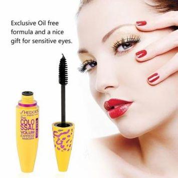 Holiday Gift Ideas Foundation Make-up Cosmetic Length Extension Long Curling Eyelash Black Mascara Makeup Beauty Tools