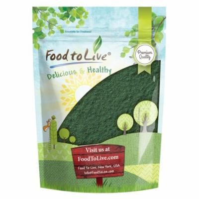 Chlorella Powder, 1 Pound — Raw Green Algae, Vegan Superfood, Bulk, Pure Vegan Green Protein, Rich in Vitamins and Minerals, Great for Drinks, Teas and Smoothies