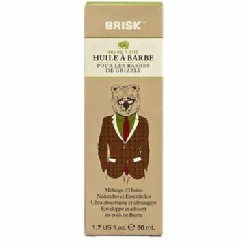 Brisk Beard Oil - Tea Tree (Pack of 10)