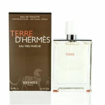 TERRE D'HERMES/HERMES EDT/EAU TRES FRAICHE SPRAY 2.5 OZ (75 ML) Men