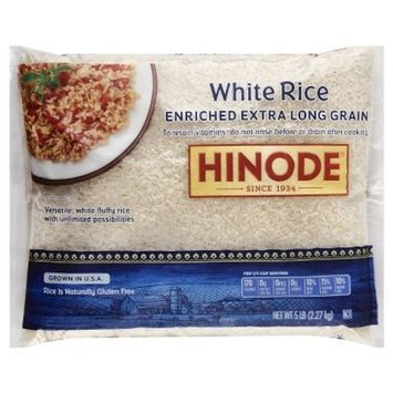 Hinode® California Long Grain Rice - 5lb