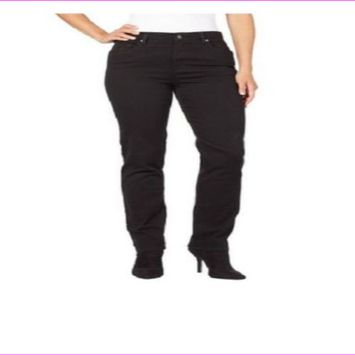 Gloria Vanderbilt Women's Amanda Classic Fit Tapered Leg Jeans 8 Short/Rinse Wash [name: actual_color value: actual_color-rinsewash]