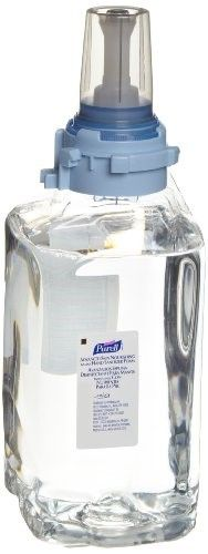 Purell Advanced Purell 8806-03 Clear Advanced Skin Nourishing Instant Hand Sanitizer Foam, 1200mL Refill (Case of 3)