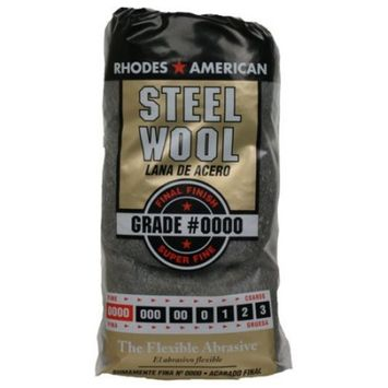 HOMAX PRODUCTS TV713206 #0000 Steel Wool Pad (12 Pads)