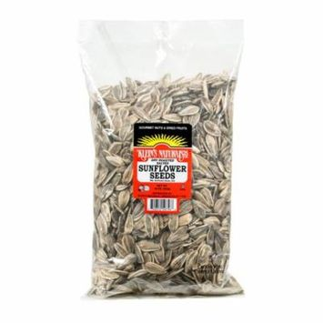 Klein's Naturals Sunflower Seeds, Roasted, Salted, 16 ounce