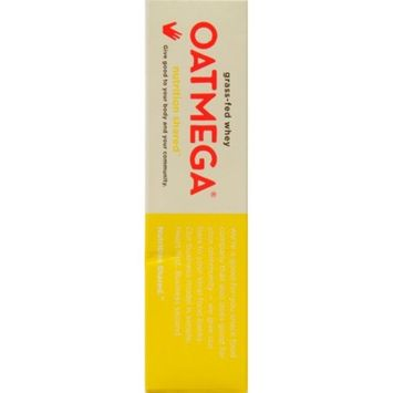 Oatmega Grass-Fed Whey Protein Bar, Lemon Chia, 14g Protein, 4 Ct