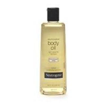 Neutrogena Lightweight Body Oil for Dry Skin, Sheer Moisturizer in Light Sesame Formula, 8.5 fl. oz (Pack of 6)
