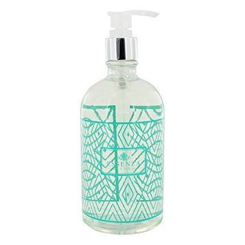 Essenza - Blends Designer Luxury Hand Soap Bamboo & Aloe - 16 fl. oz. [Bamboo & Aloe]