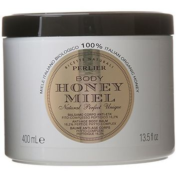 Perlier Honey Miel Anti-Age Body Balm, 13.5 Ounce by Perlier