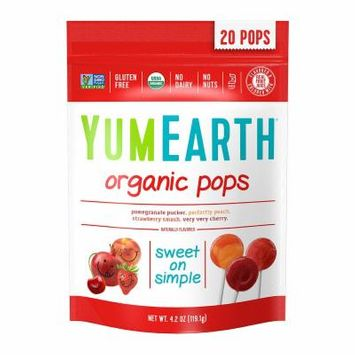 YumEarth Organic Lollipops - 4.2 oz - 4 Pack