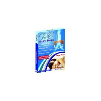 VeniCare NASAL STRIPS Reduce Snoring Right Now Relieves 60 pcs Small = (1 Box)