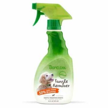 Tangle Remover Spray Dog Grooming Treatment Gentle Undercoat Mat Detangler 16 oz