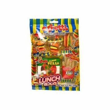 eFrutti Gummy Candy Lunch Bag