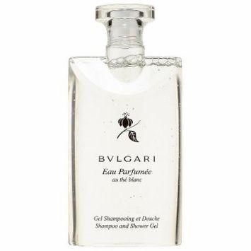 BVLGARI Eau Parfume Au Th Blanc Shampoo And Shower Gel