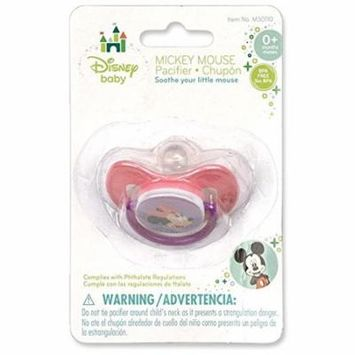 Minnie Mouse Deluxe Pacifier, 0+ Months