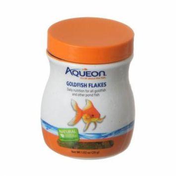 Aqueon Goldfish Flakes 1.02 oz - Pack of 12