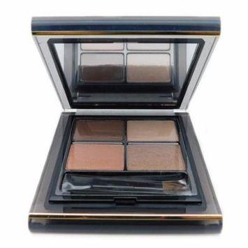Elizabeth Arden Color Intrigue Eyeshadow Quad Neutral Cashmeres .2 Oz. (New, No Box)