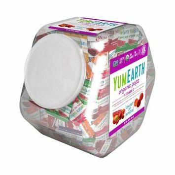 YumEarth Organic Vitamin C Lollipops - 30 oz