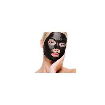 Bamboo and Charcoal Detoxifying Facial Face Mask Removes Black Head Build Up - Exotic Bamboo Oils Help Skin Hydration and Look Younger and Rejuvenated In Minutes