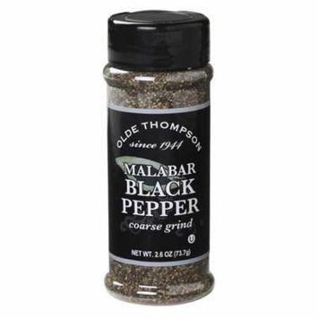 Olde Thompson Malabar Coarse Ground Black Pepper-2.6 Ounces