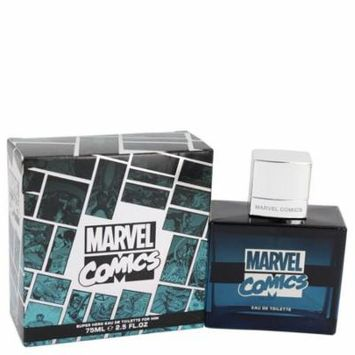 Marvel Comics Super Hero by MarvelEau De Toilette Spray 2.5 oz-Men