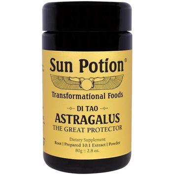 Sun Potion, Astragalus Powder, 2.1 oz (60 g)