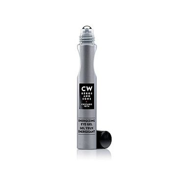 CW Beggs and Sons Energizing Eye Gel for Men, Hypoallergenic and Fragrance-Free, 0.5 fl oz