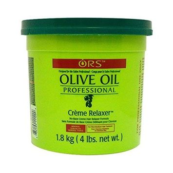 ORS OLIVE OIL PROFESSIONAL CREME RELAXER NORMAL STRENGTH 4 LBS [PACKAGE VARY]
