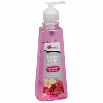 2 Pack Awaken by Quality Choice Hand Soap Raspberry & Vanilla 14oz Each